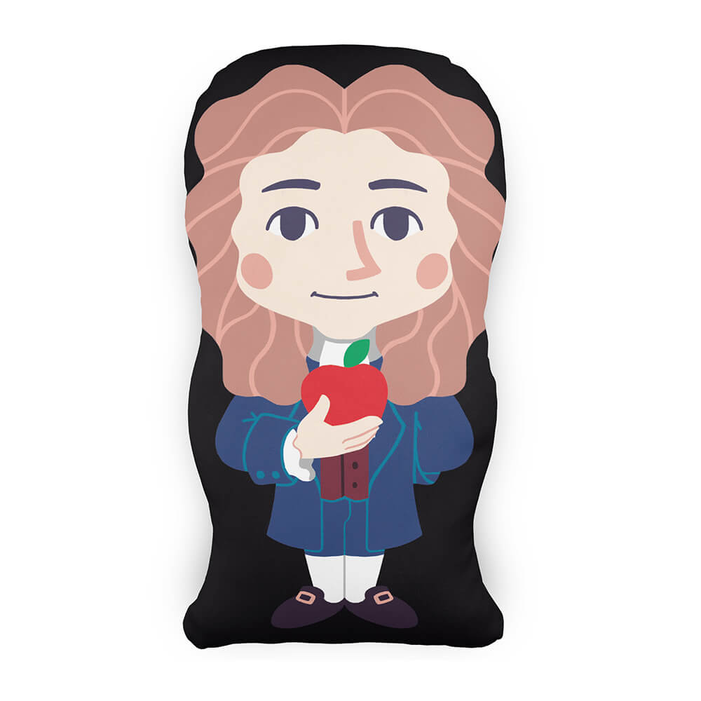 Almofada Personagem Isaac Newton