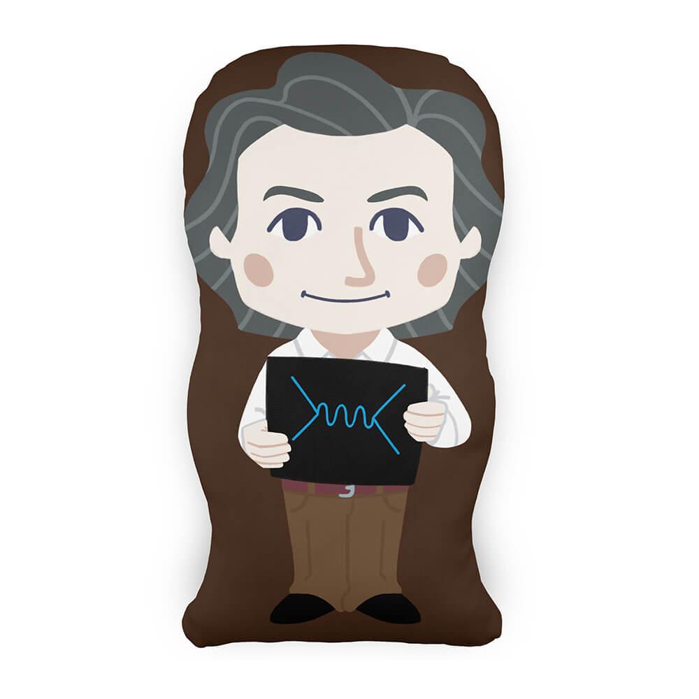 Almofada Personagem Richard Feynman