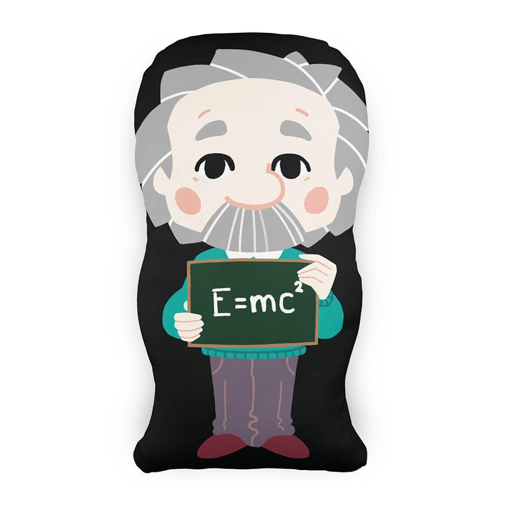 Almofada Personagem Albert Einstein