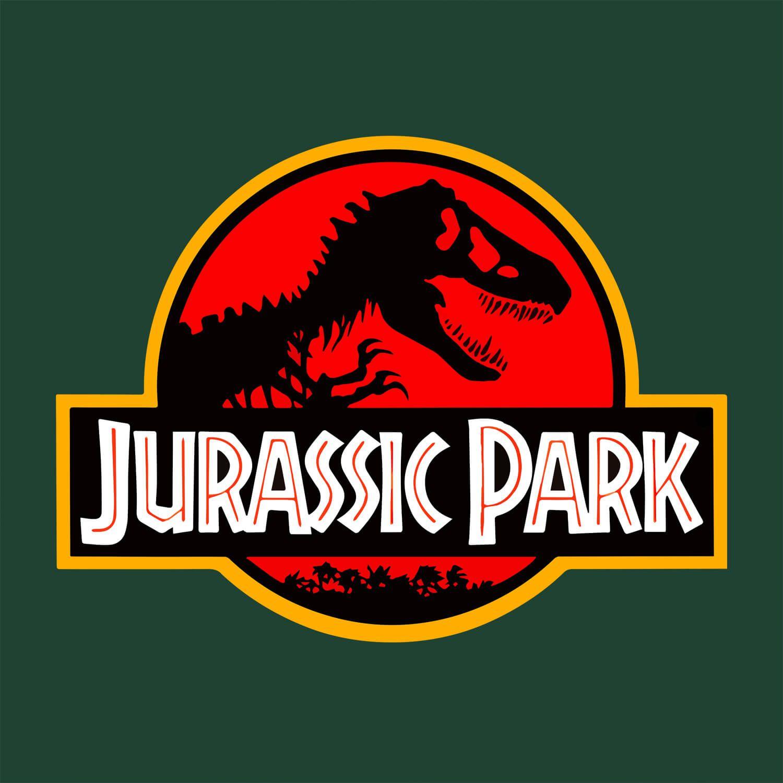 Avental Jurassic Park