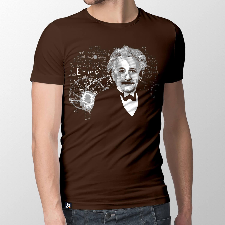 Camiseta Albert Einstein - Masculino