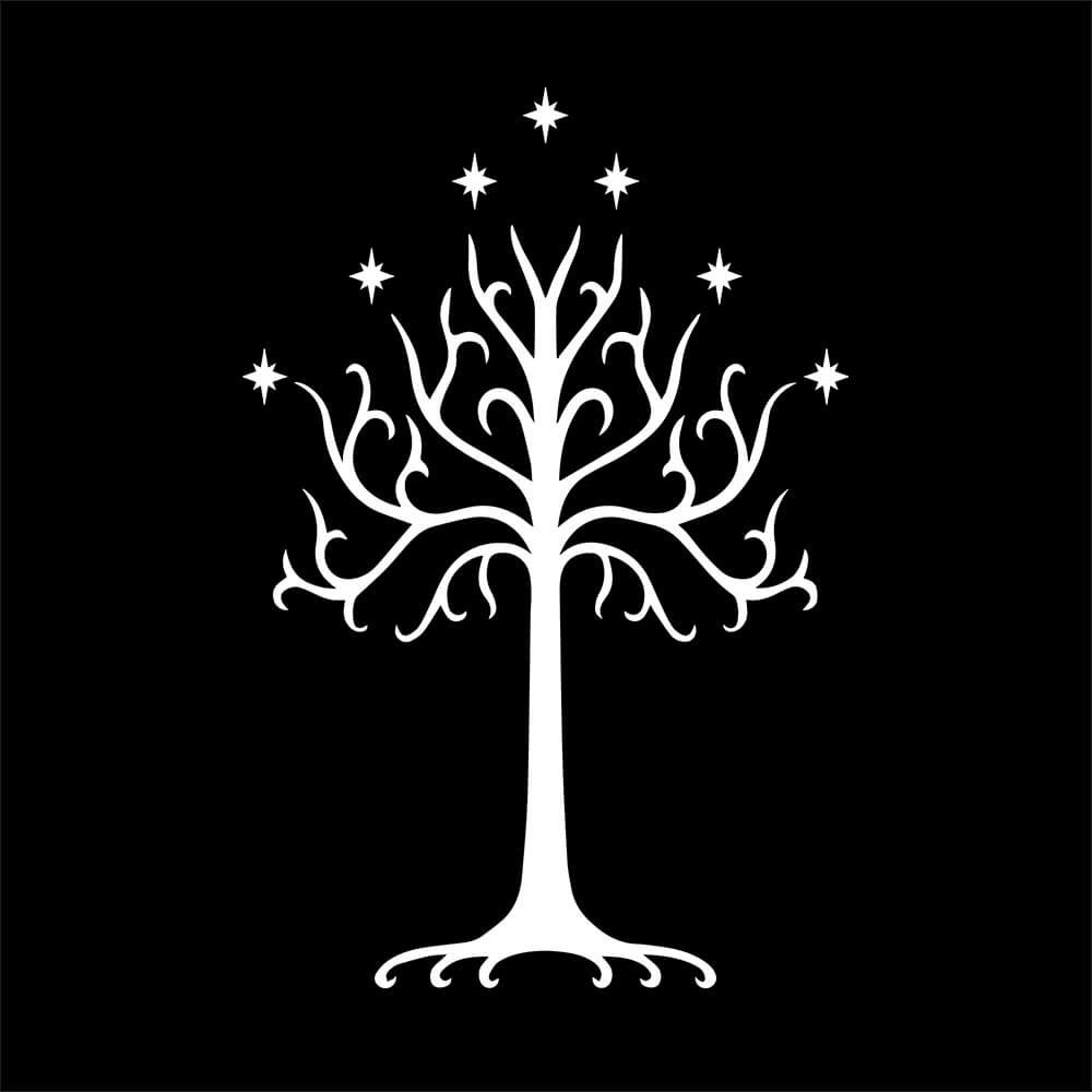 Camiseta Árvore de Gondor - Feminino