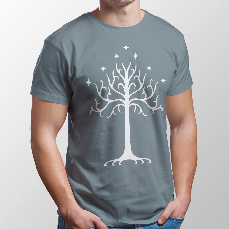 Camiseta Árvore de Gondor - Masculino