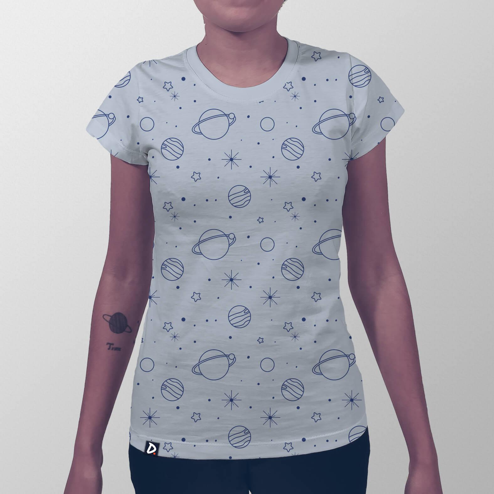 Camiseta Astronomia
