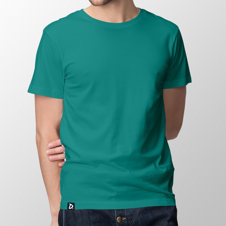 Camiseta Básica Esmeralda - Masculino