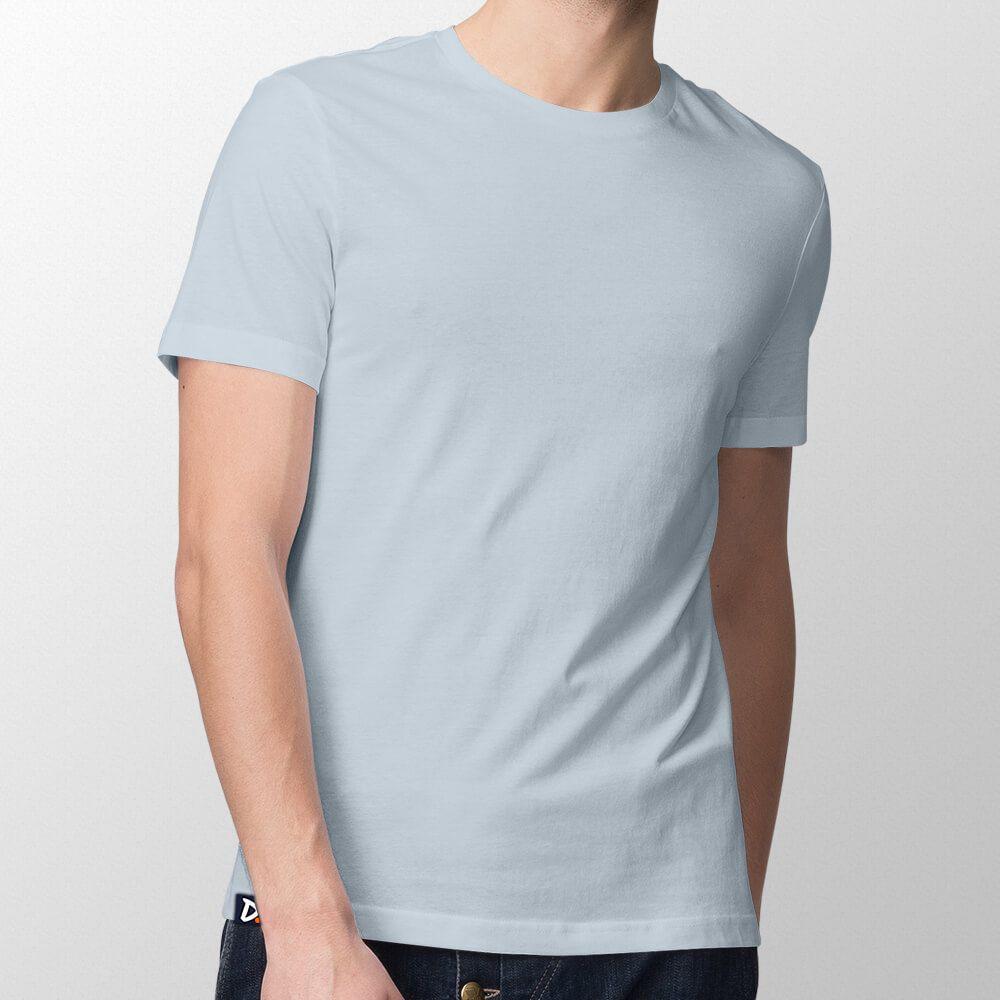 Camiseta Básica Gelo - Masculino