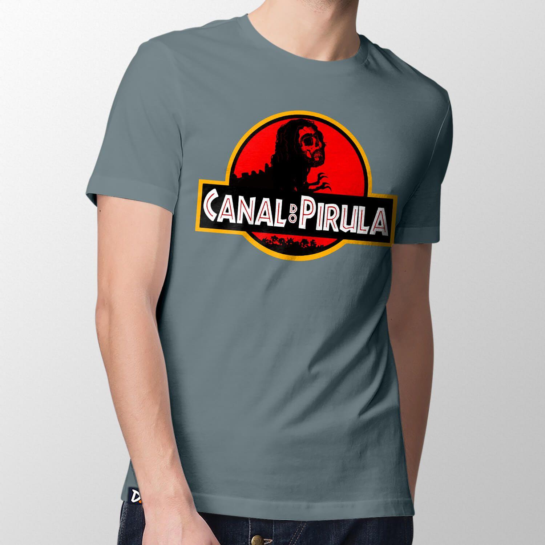 Camiseta Canal do Pirula - Masculino