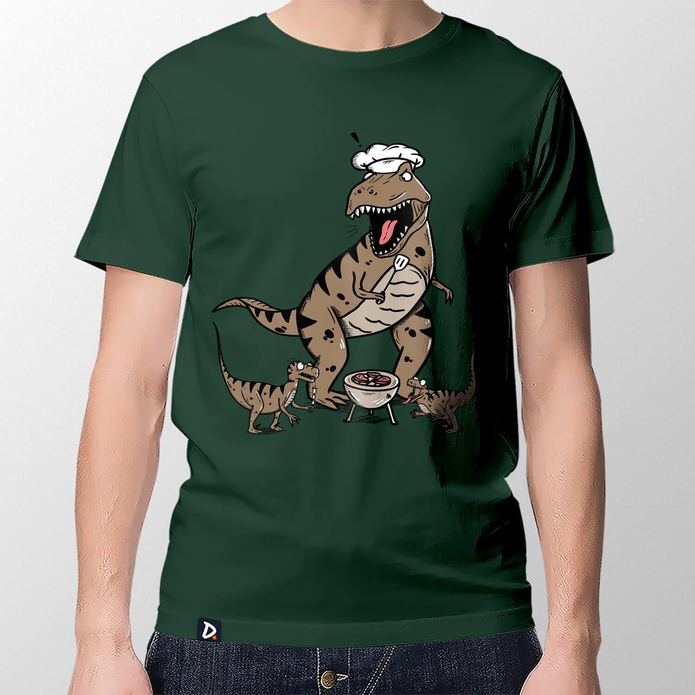 Camiseta Carnívoros - Masculino