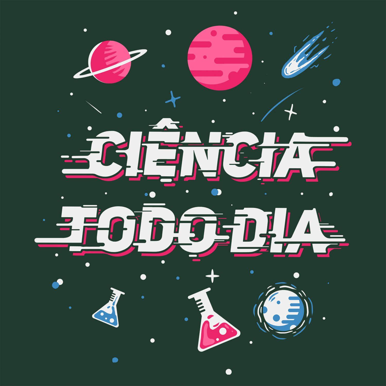 Camiseta Ciência Todo Dia - Masculino