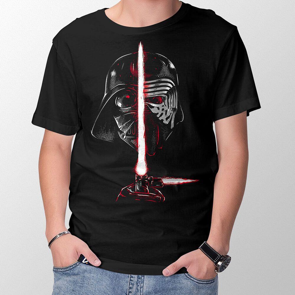 Camiseta Darth Kylo - Masculino