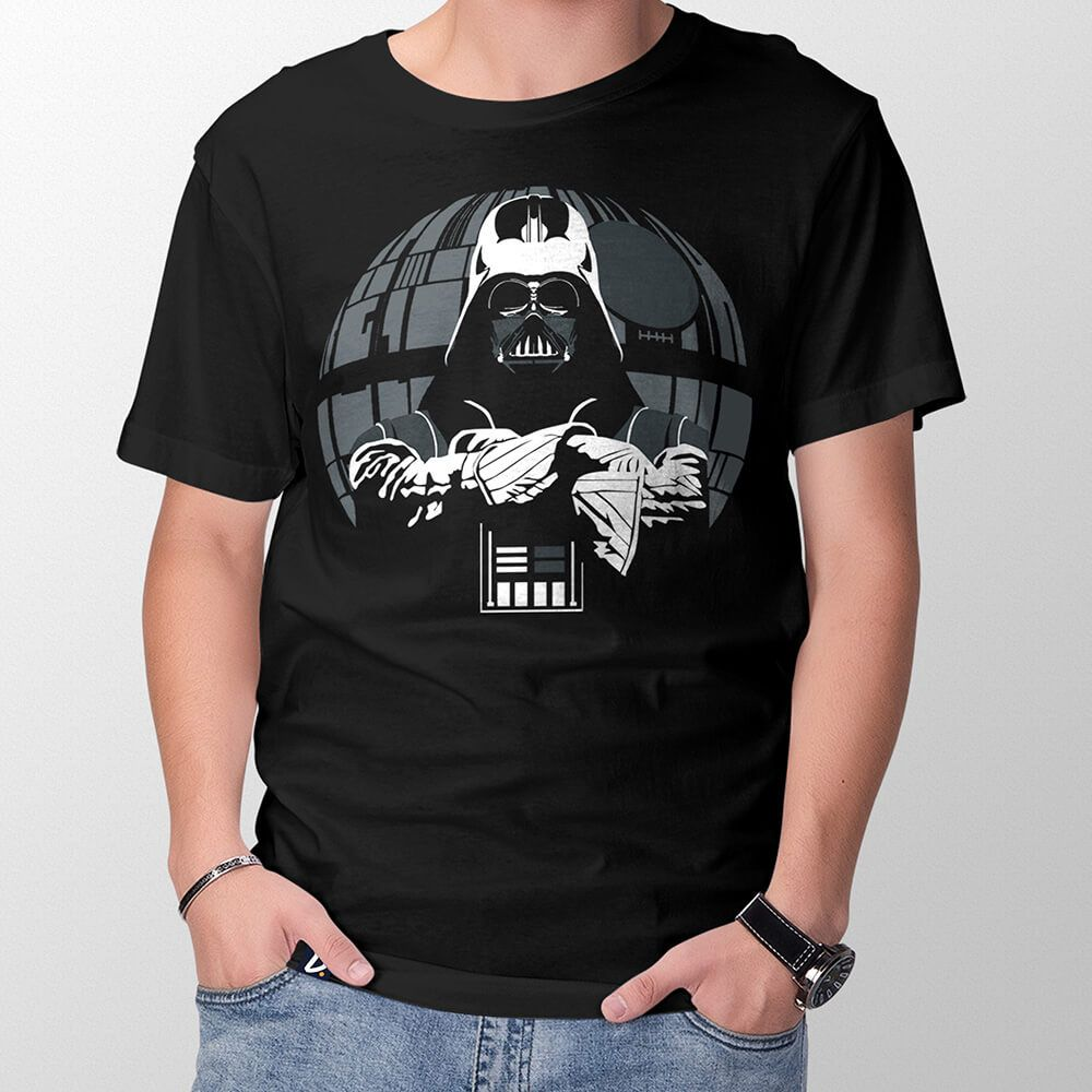 Camiseta Darth Vader - Masculino