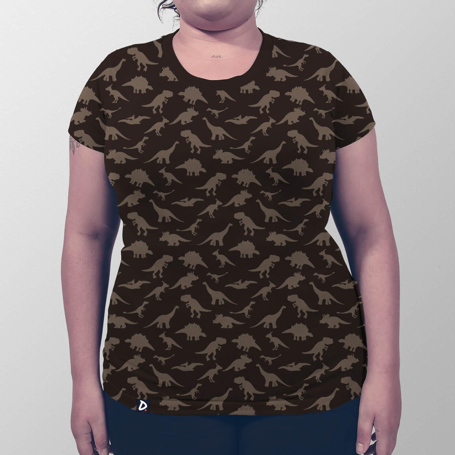 Camiseta Dinos