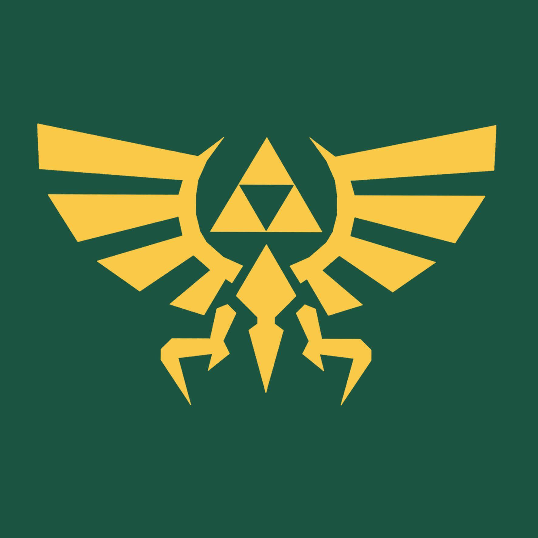 Camiseta Eagle Triforce - Feminino