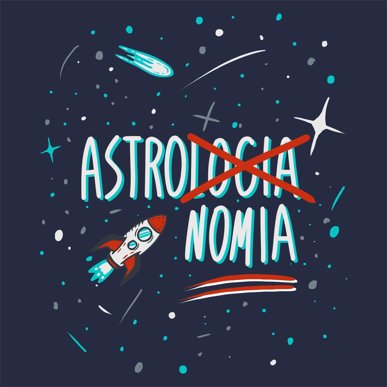 Camiseta Astrologia - Masculino