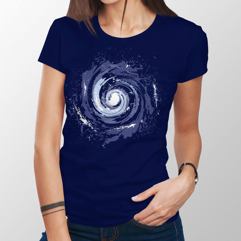bc1ba921f Camiseta Galáxia - Feminino - Doppel Store