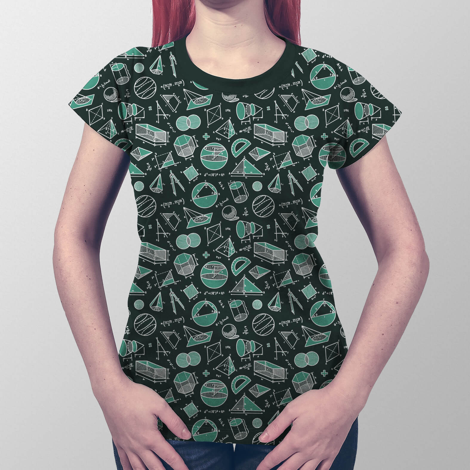 Camiseta Total Geometria