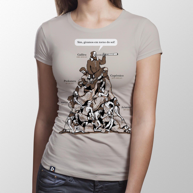 Camiseta Heliocentrismo