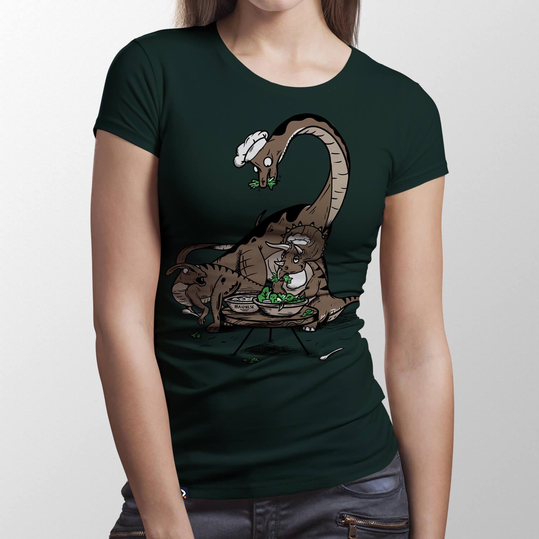 Camiseta Herbívoros