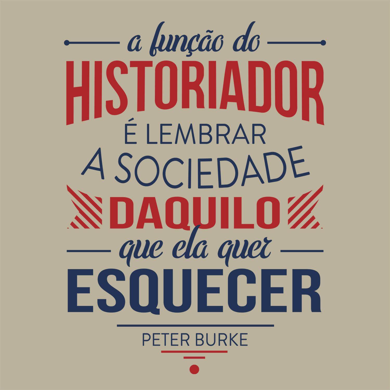 Camiseta Historiador - Masculino
