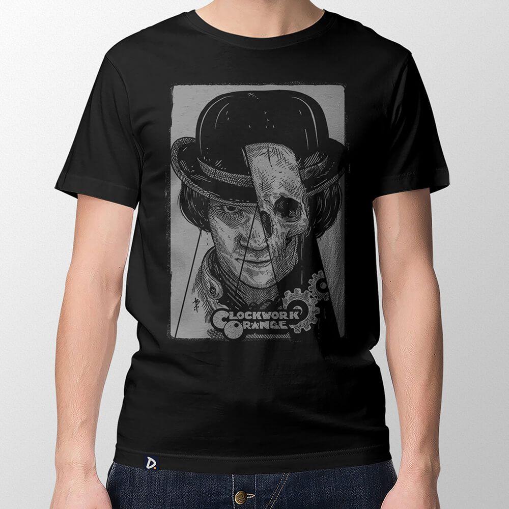 Camiseta Laranja Mecânica - Masculino