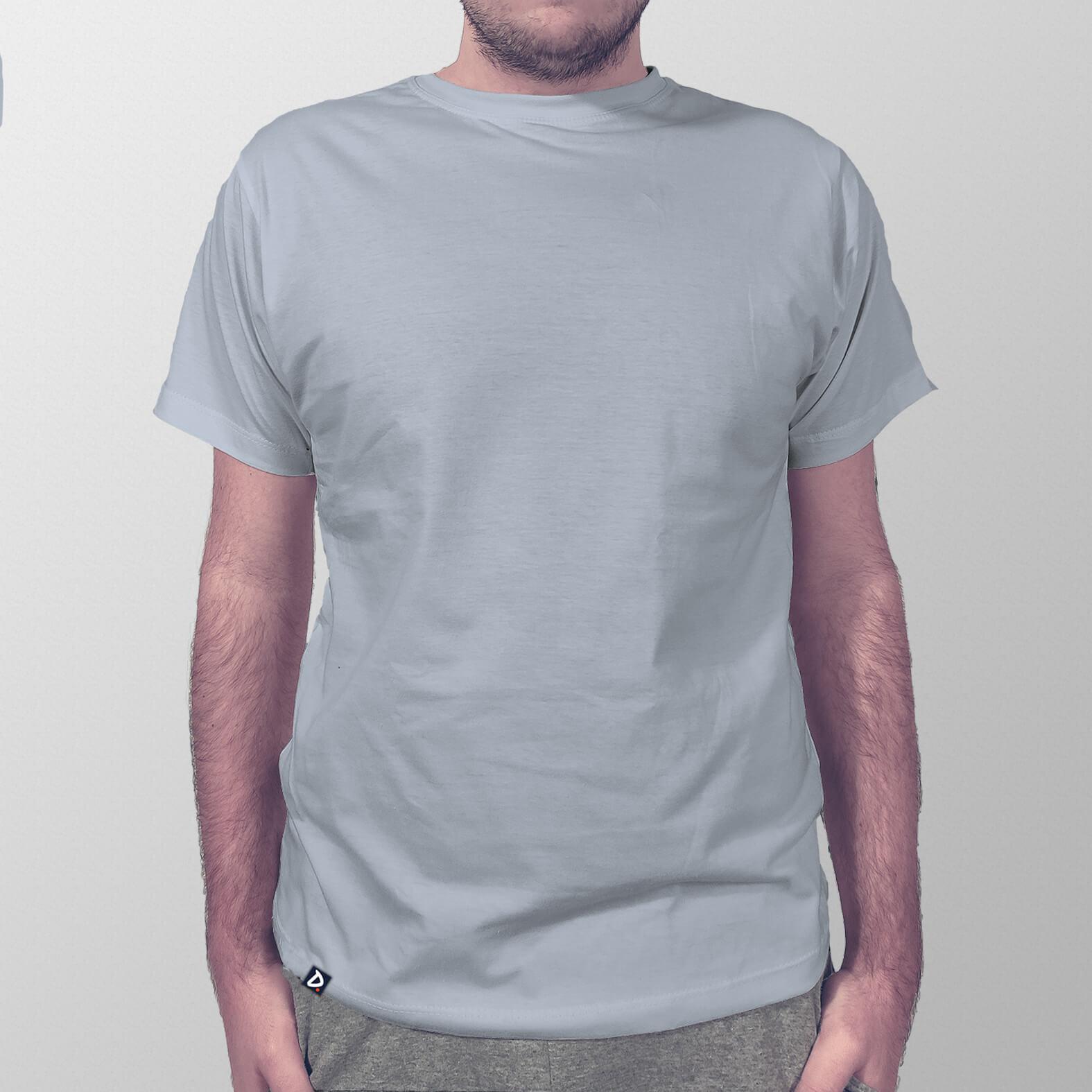 Camiseta Lisa Gelo