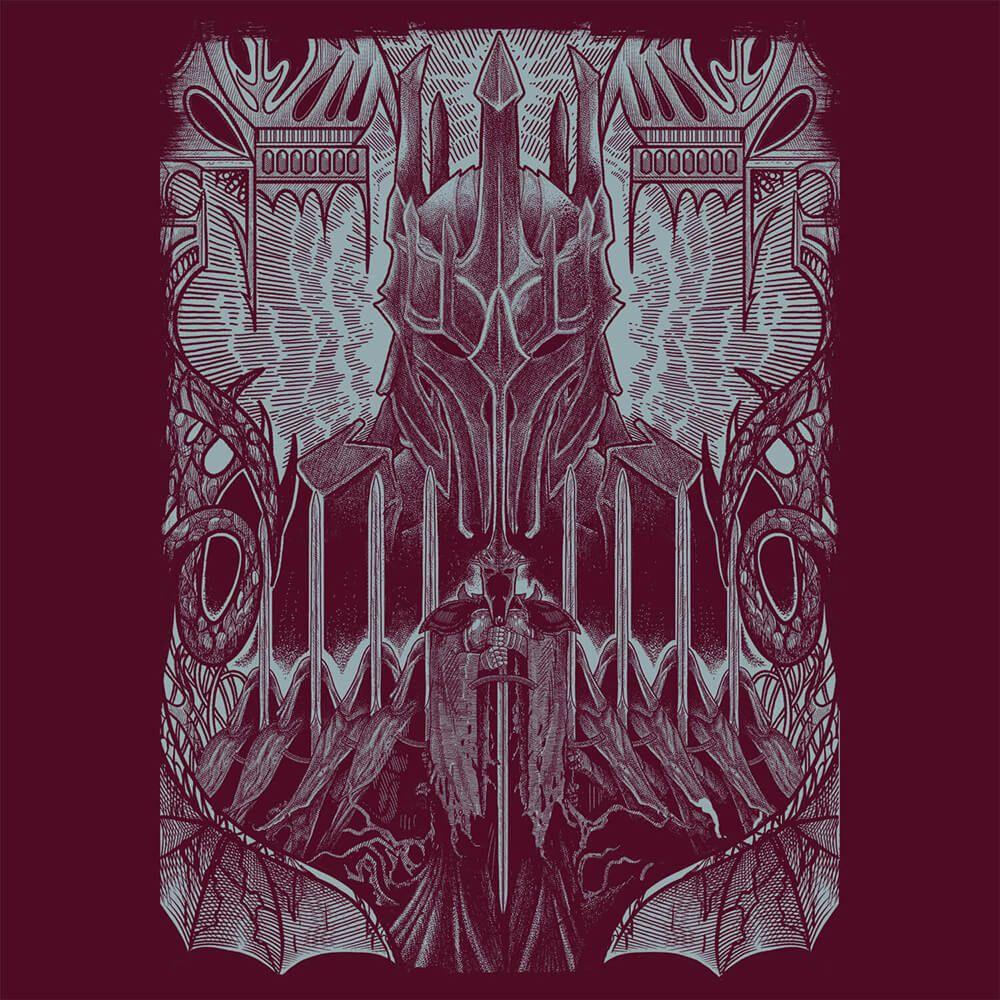 Camiseta Lords of Mordor - Feminino