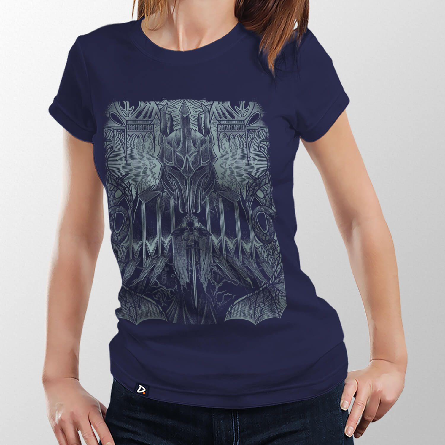 Camiseta Lords of Mordor - Feminino