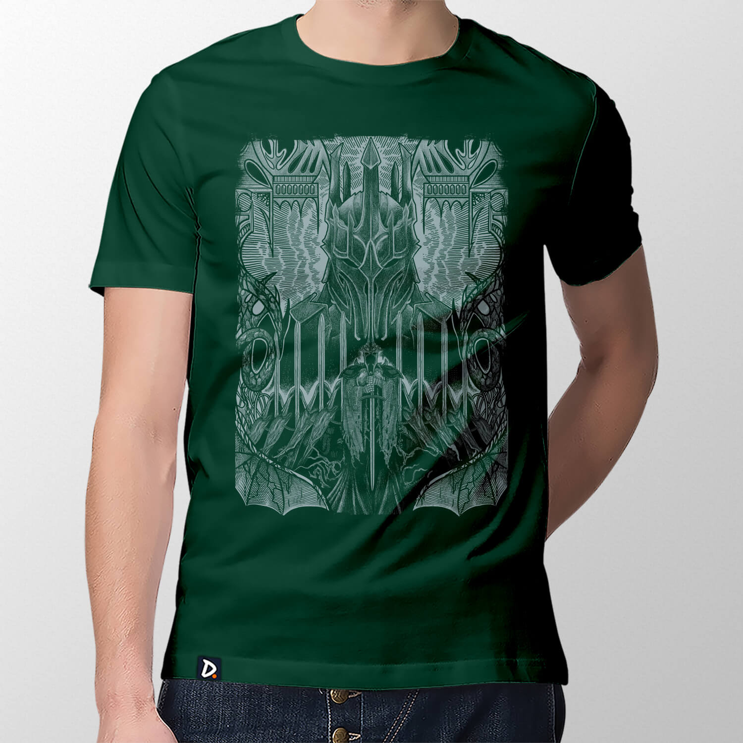 Camiseta Lords of Mordor - Masculino