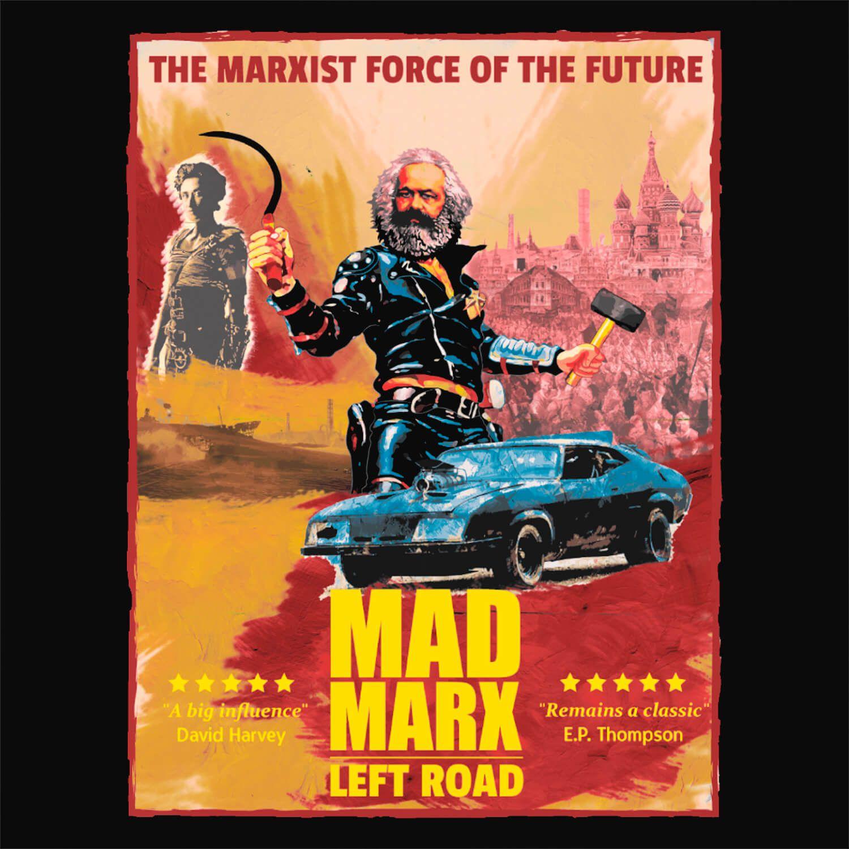 Camiseta Mad Marx - Masculino