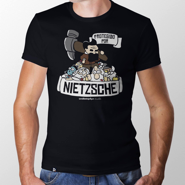 Camiseta Martelo de Nietzsche