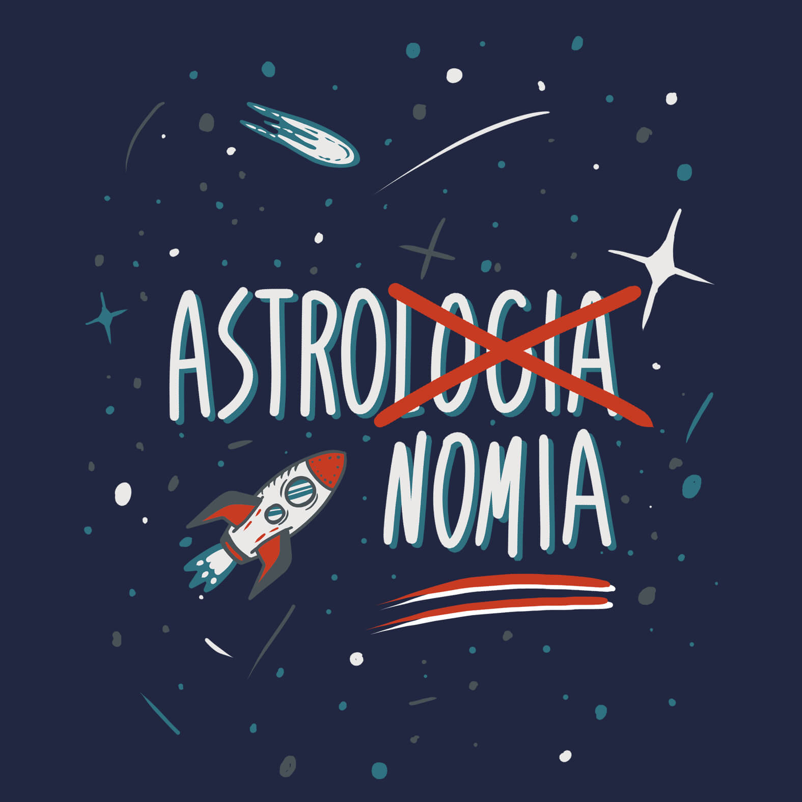 Camiseta Masculina Astrologia