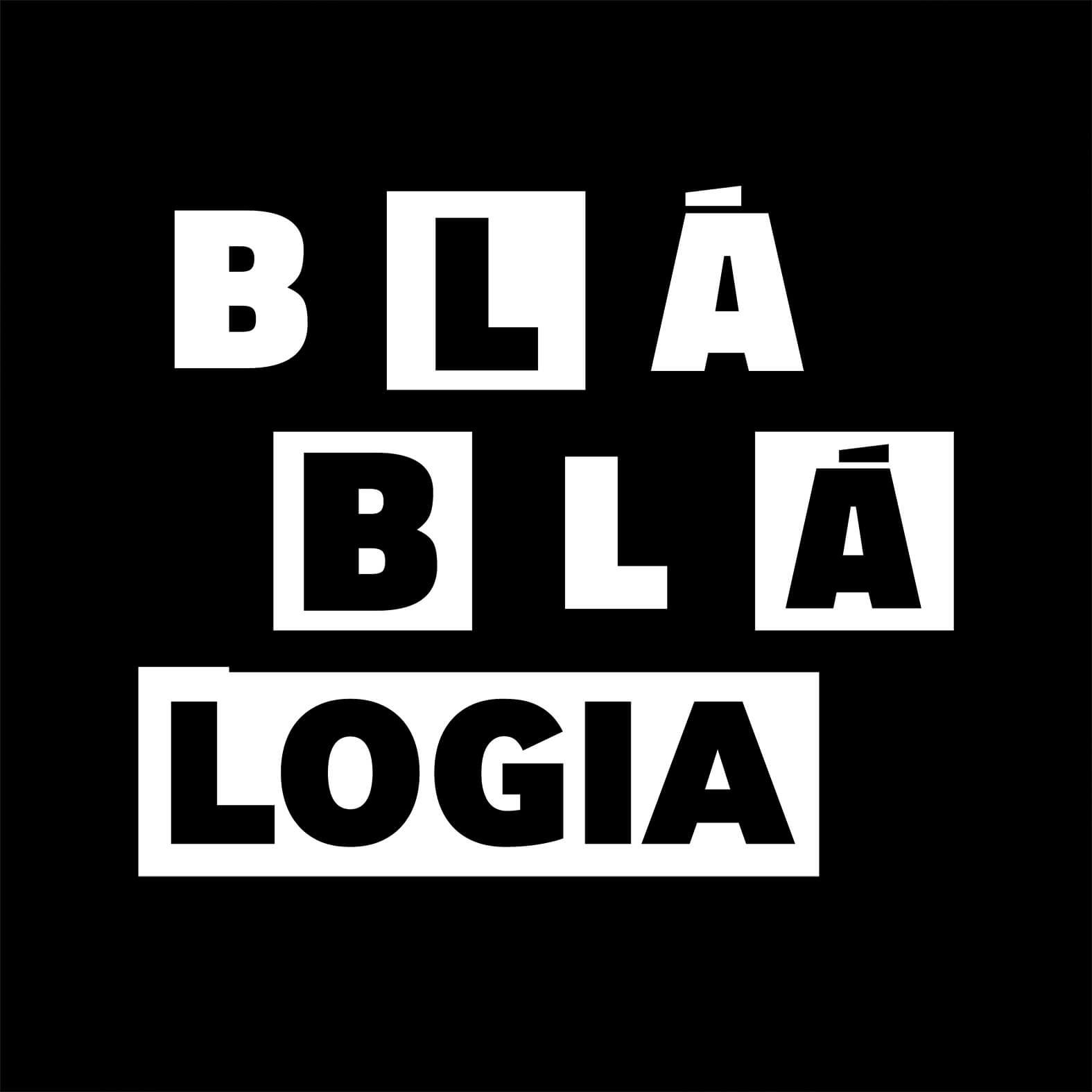 Camiseta Masculina BlaBlaLogia Preto