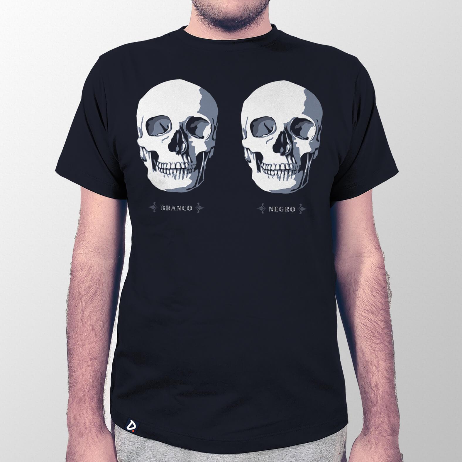 Camiseta Masculina Igualdade