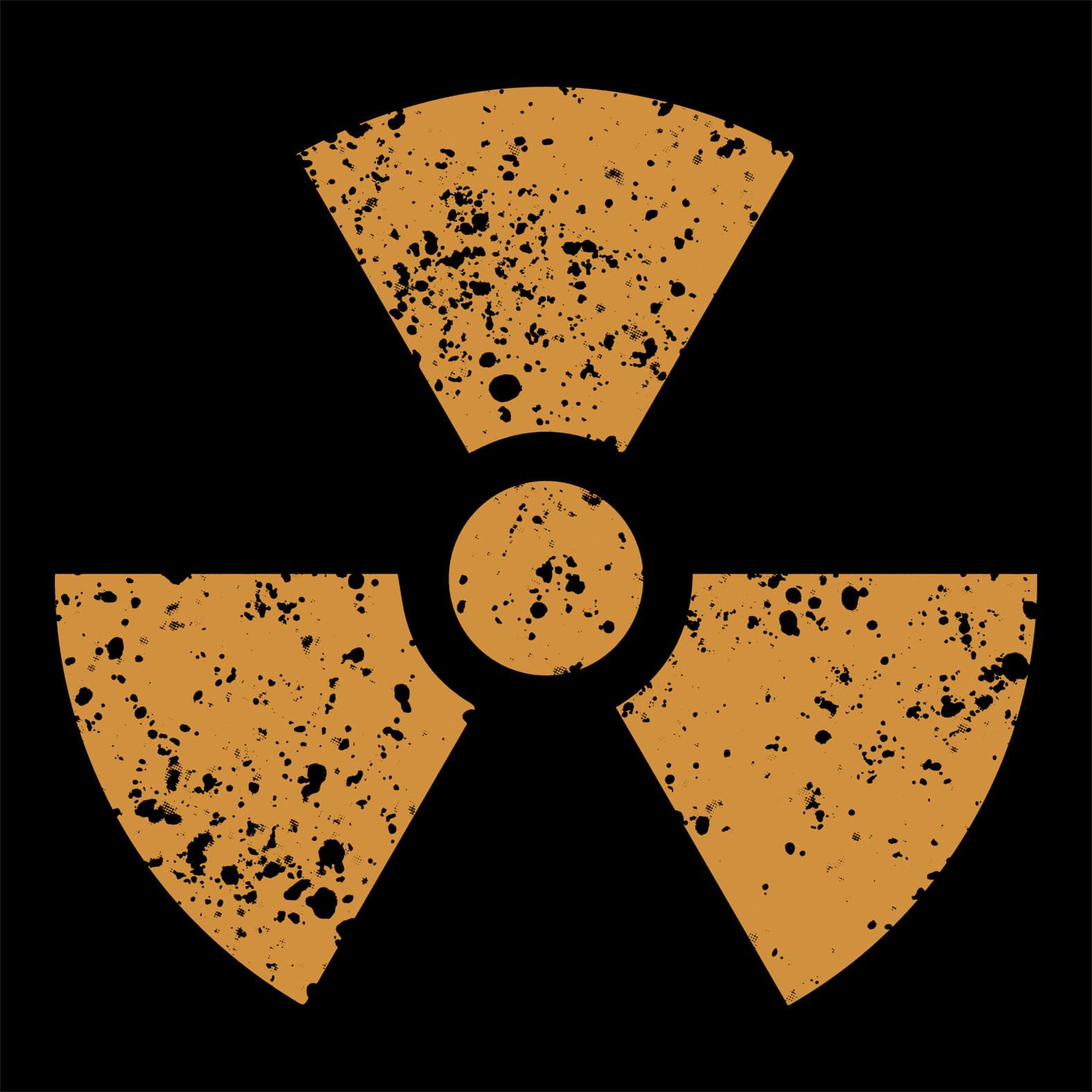 Camiseta Masculina Radioativa