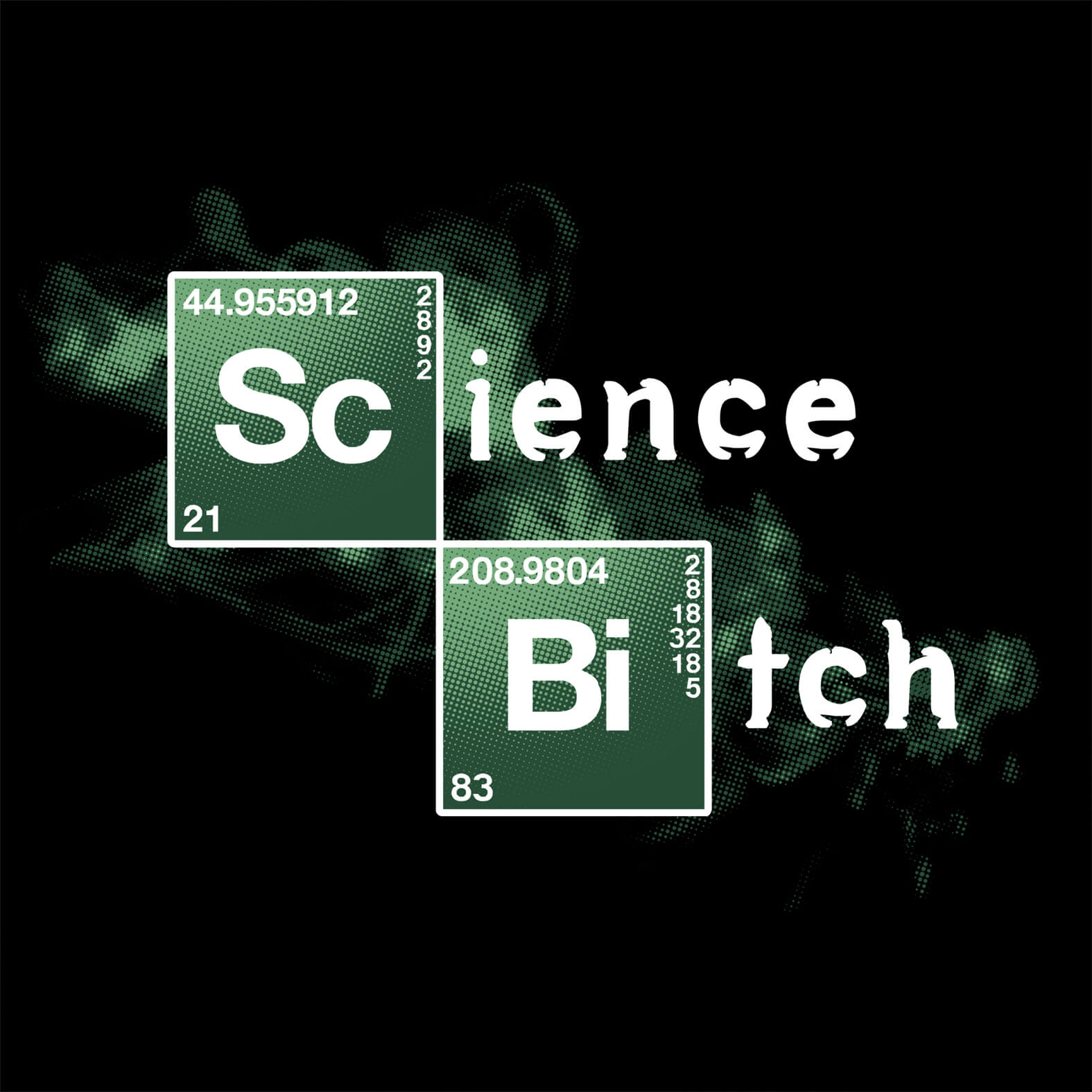 Camiseta Masculina Science Bitch