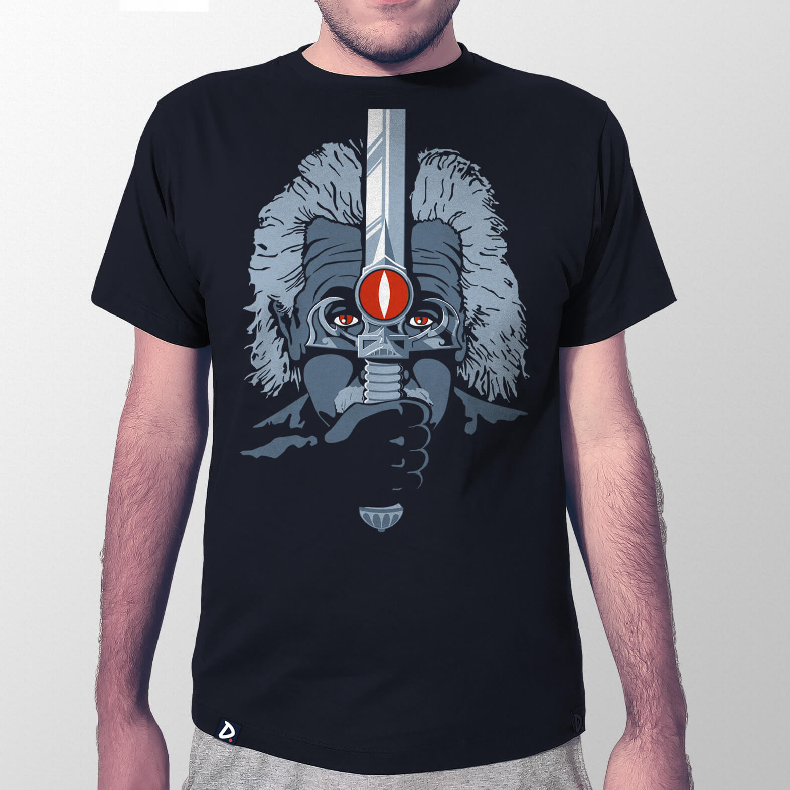 Camiseta Masculina Visão Além do Alcance