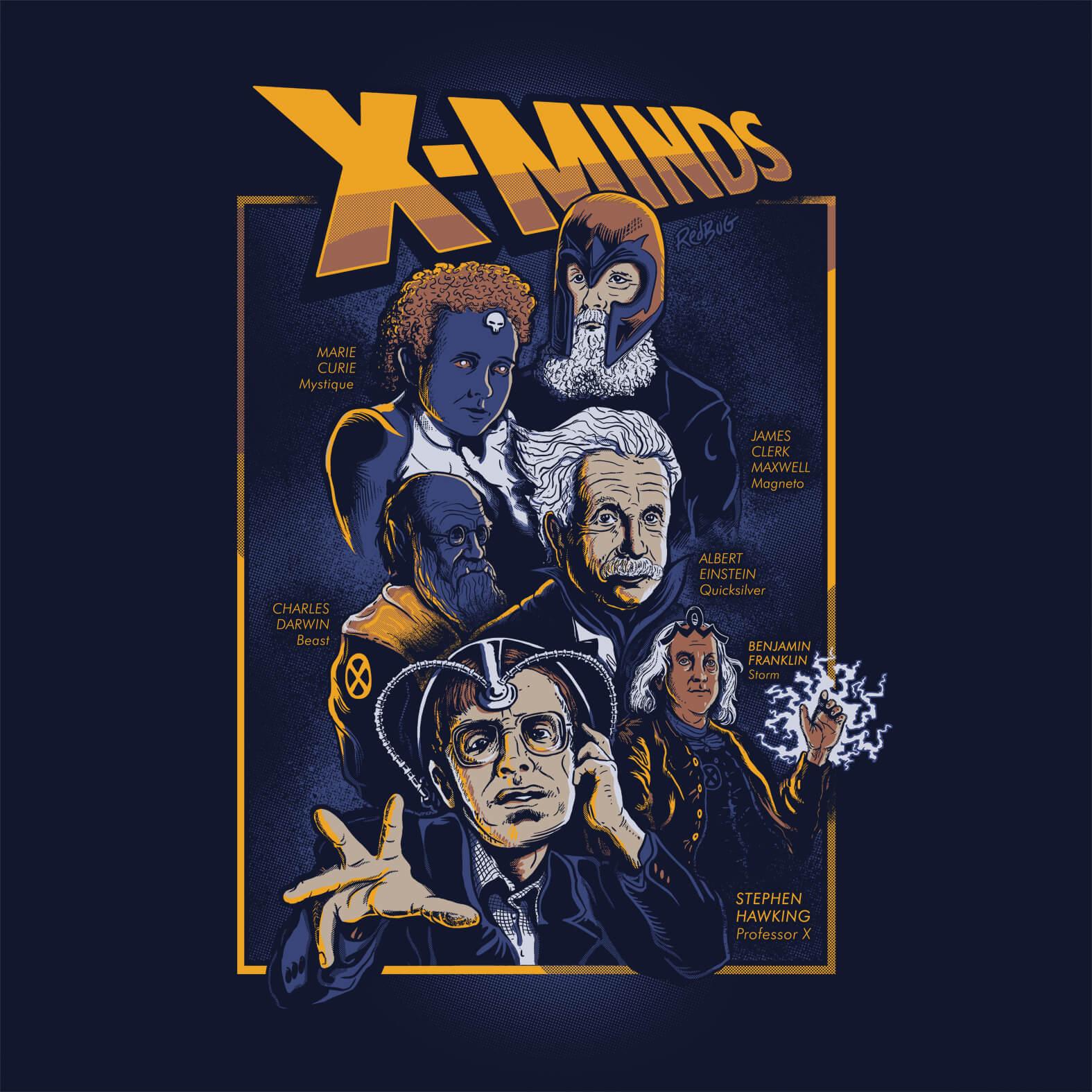 Camiseta Masculina X-Minds