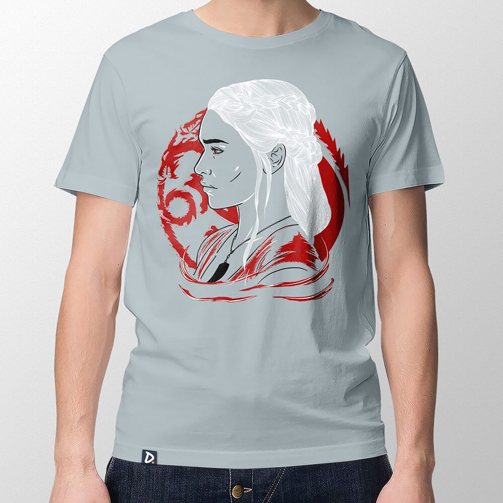 Camiseta Mother of Dragons - Masculino