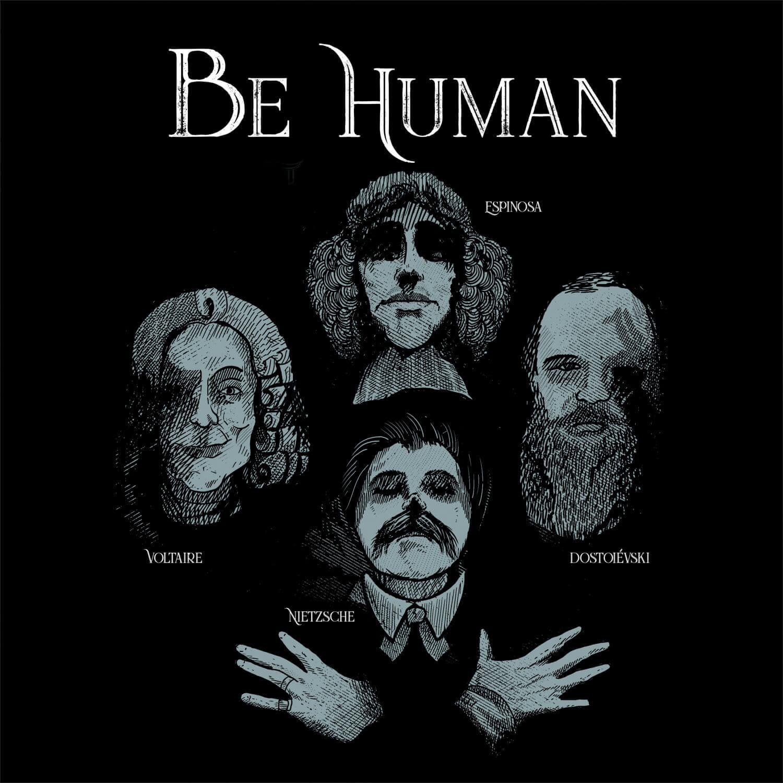 Camiseta Philosophers of Human - Feminino