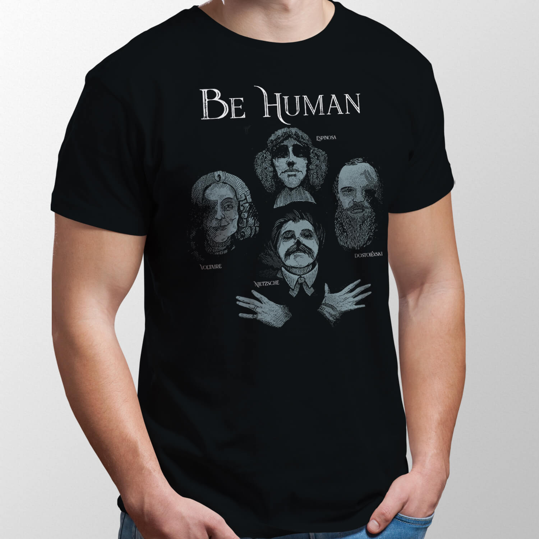 Camiseta Philosophers of Human