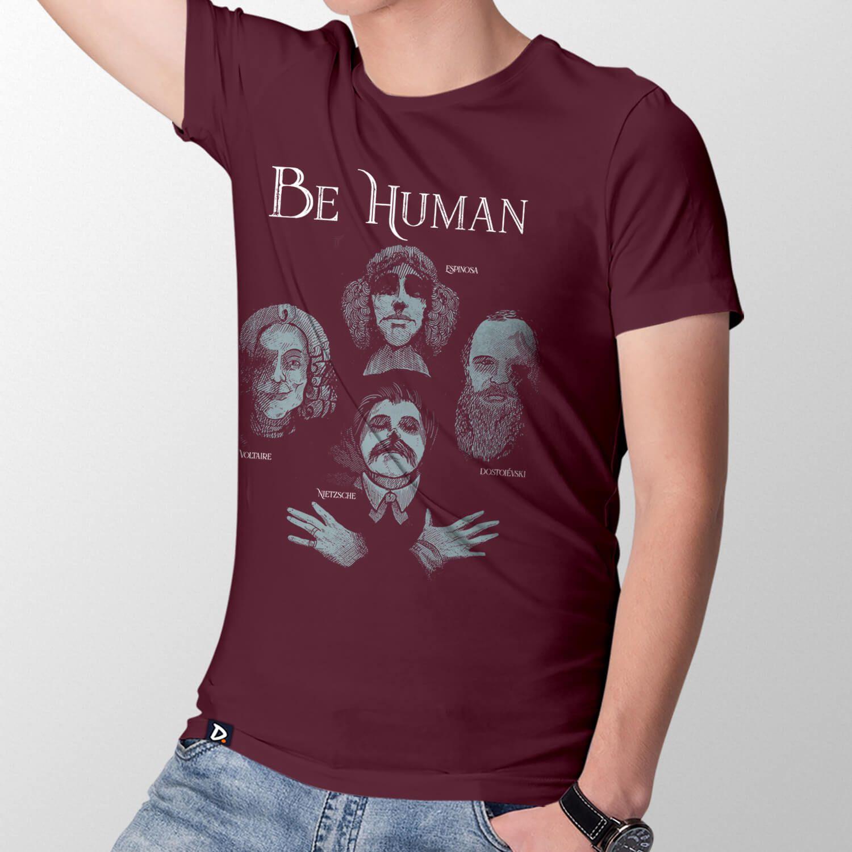 Camiseta Philosophers of Human - Masculino
