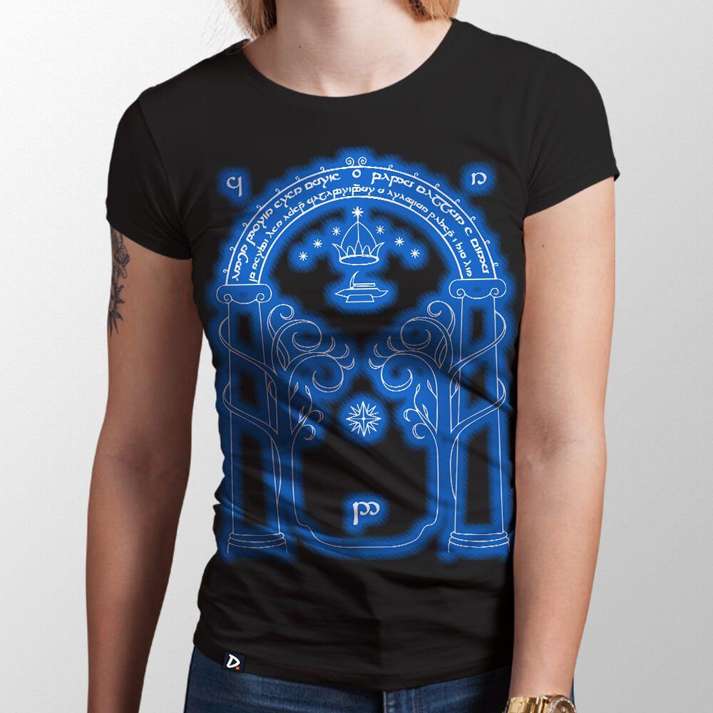 Camiseta Portões de Mória - Feminino