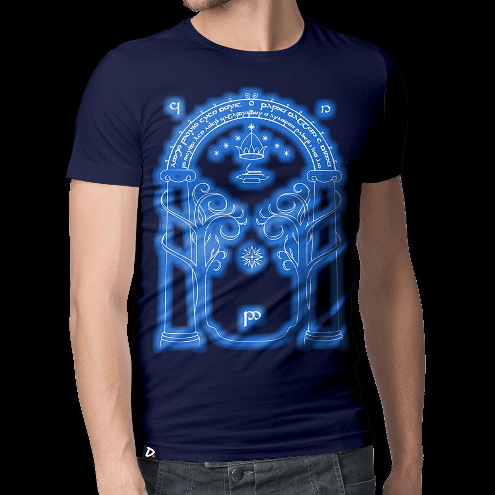 Camiseta Portões de Mória - Masculino