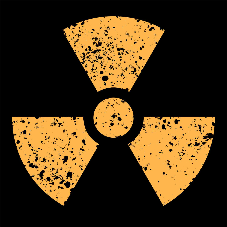 Camiseta Radioativa - Masculino