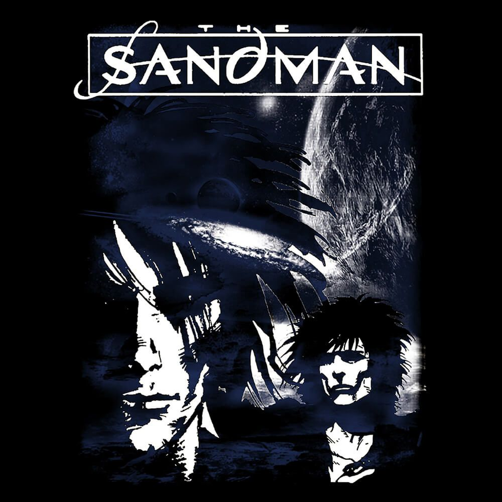 Camiseta Sandman - Feminino