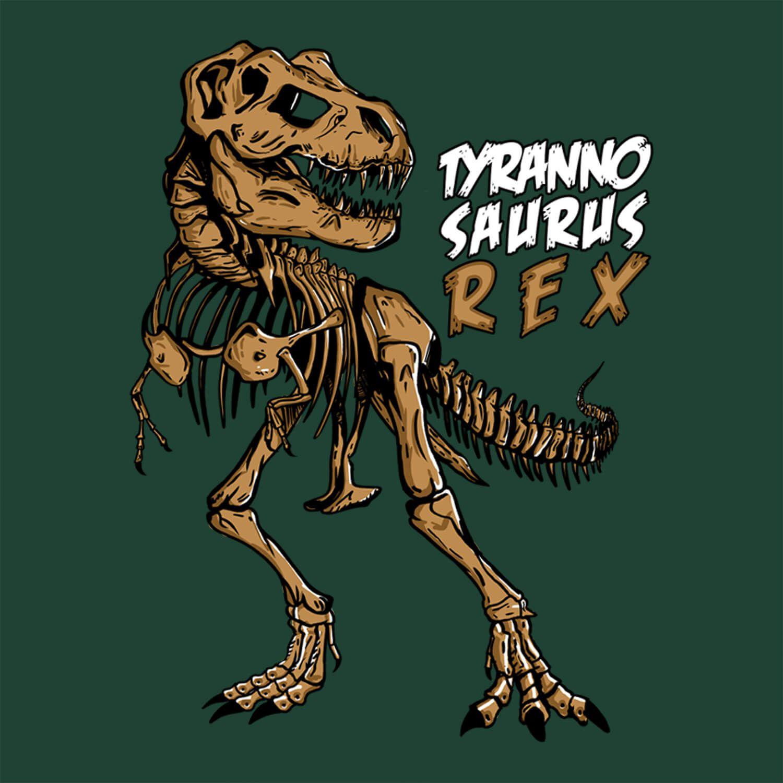 Camiseta Tyrannosaurus Rex - Feminino