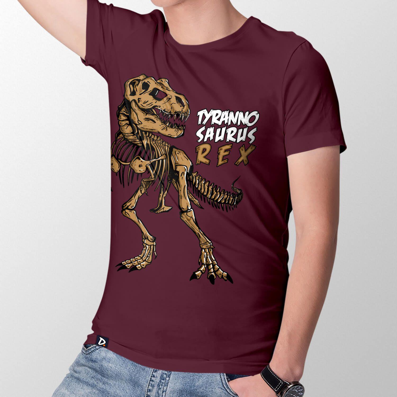 Camiseta Tyrannosaurus Rex - Masculino