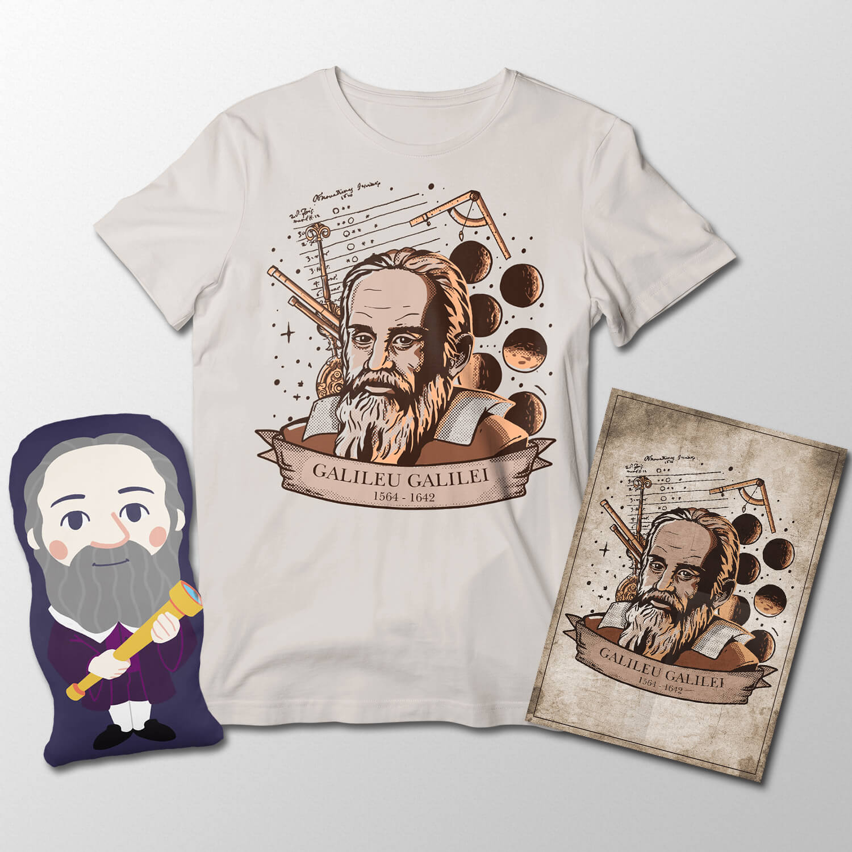 Combinho Galileu Galilei