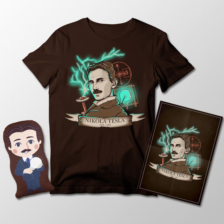 Combinho Nikola Tesla