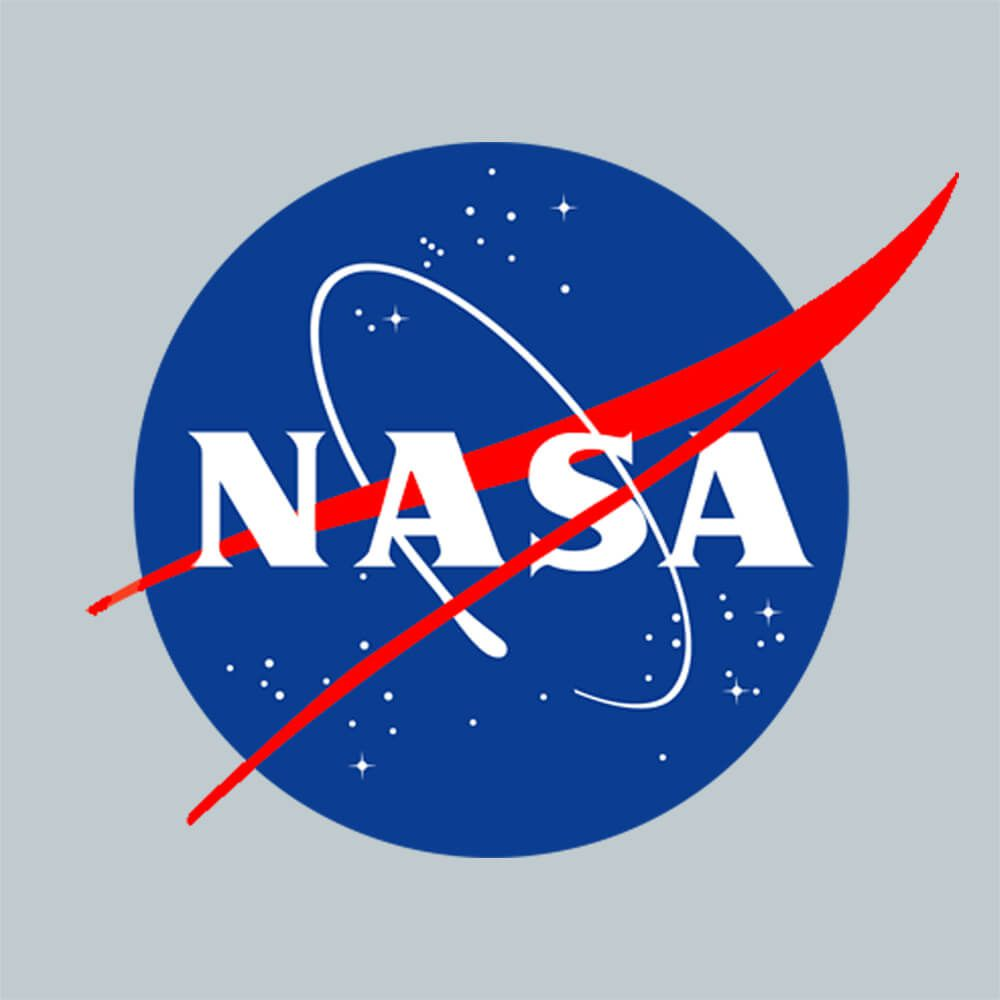 f049aeaa6 Manga Longa NASA - Masculino - Doppel Store